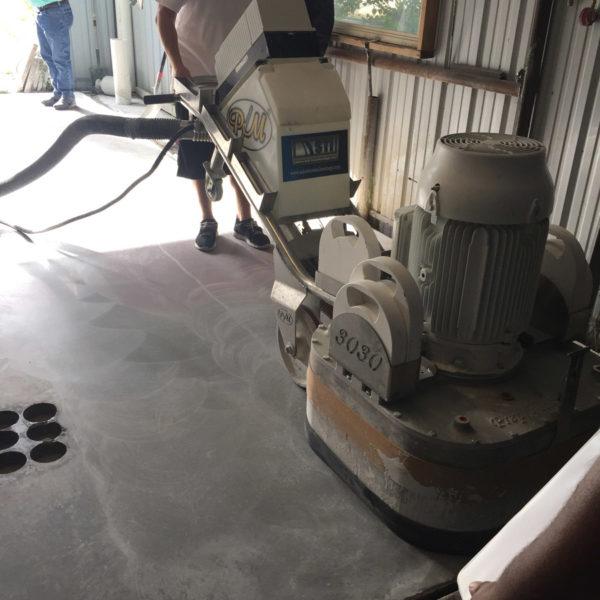 Floor Grinding Experts NY, NJ, CT - Prep-Crete Flooring Contractors
