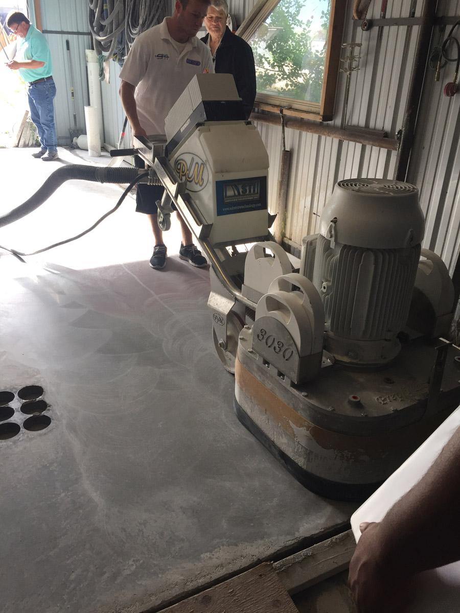 Floor Grinding Experts Ny Nj Ct Prep Crete Flooring