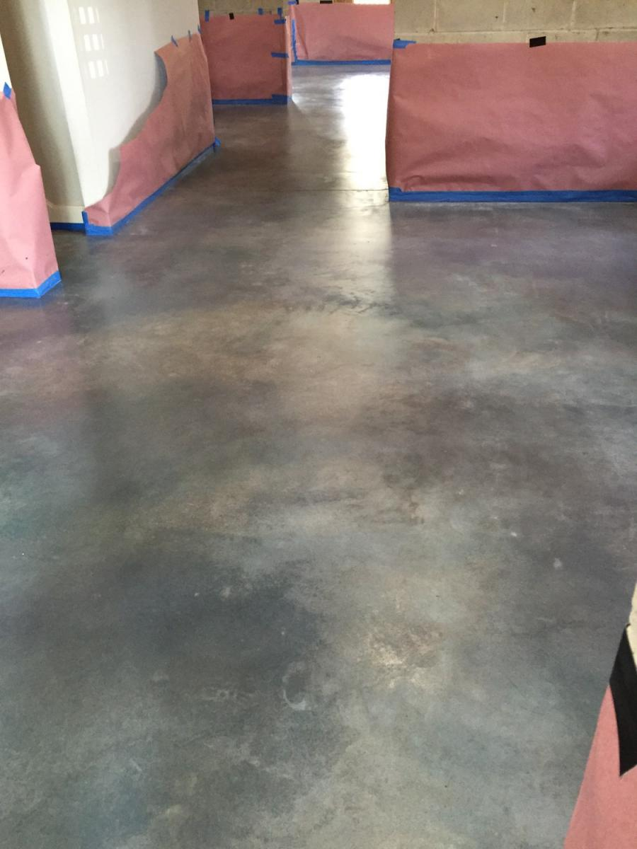 Raw Sealed Concrete Contractors - Prep-Crete New Jersey, New York
