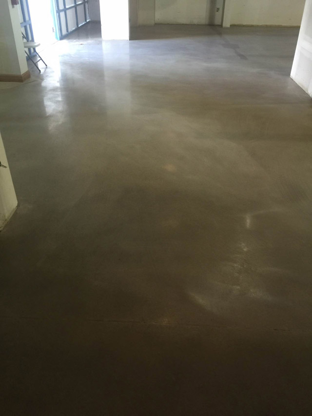 Loft   Self Leveling Concrete Gallery