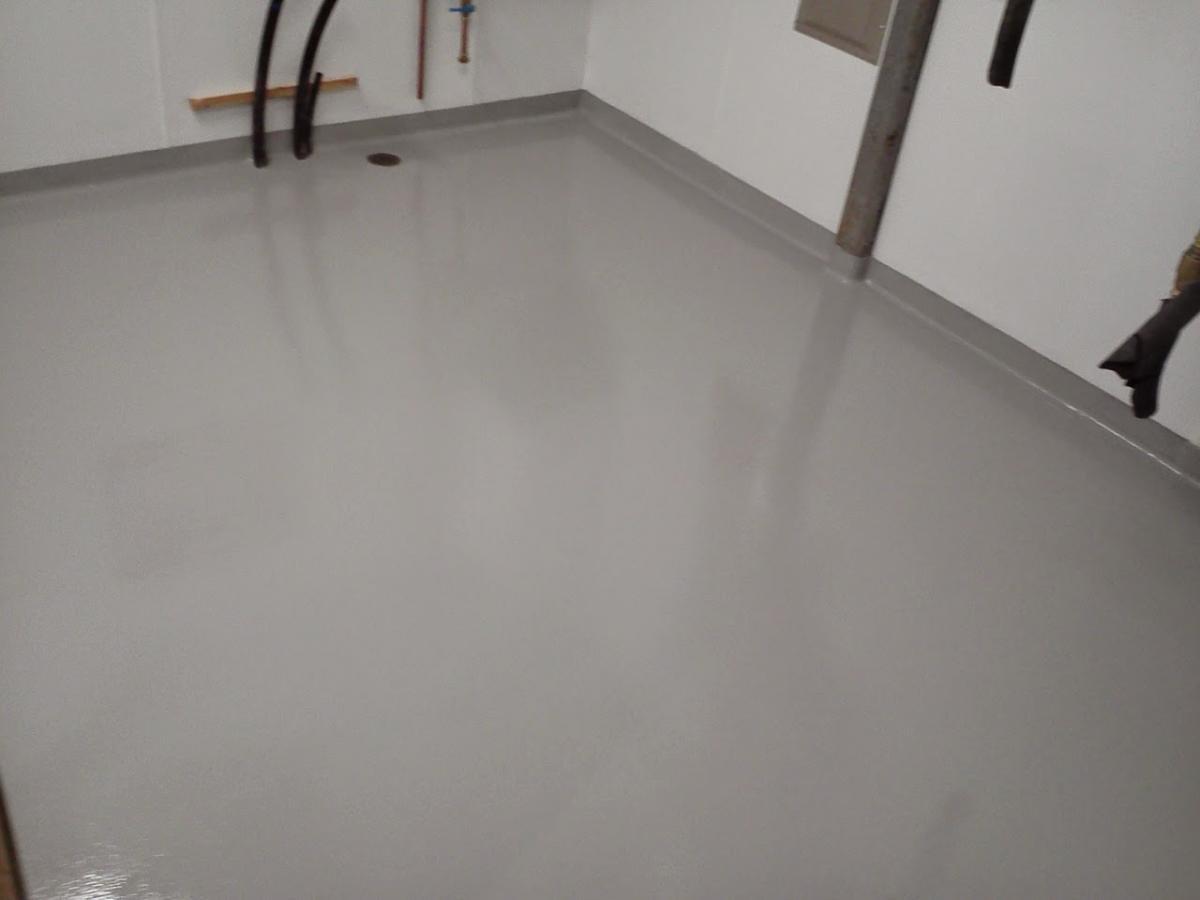Polyurethane Mortar Flooring - Prep-Crete Floor Contractors