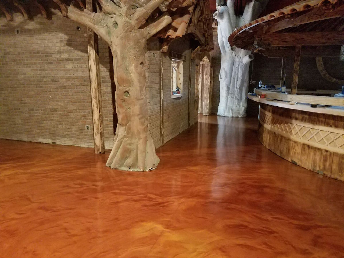 Designer Epoxy Floor Installers Prep Crete Nj Ny Ct
