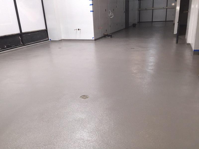 Polyurethane Mortar Flooring Prep Crete Floor Contractors
