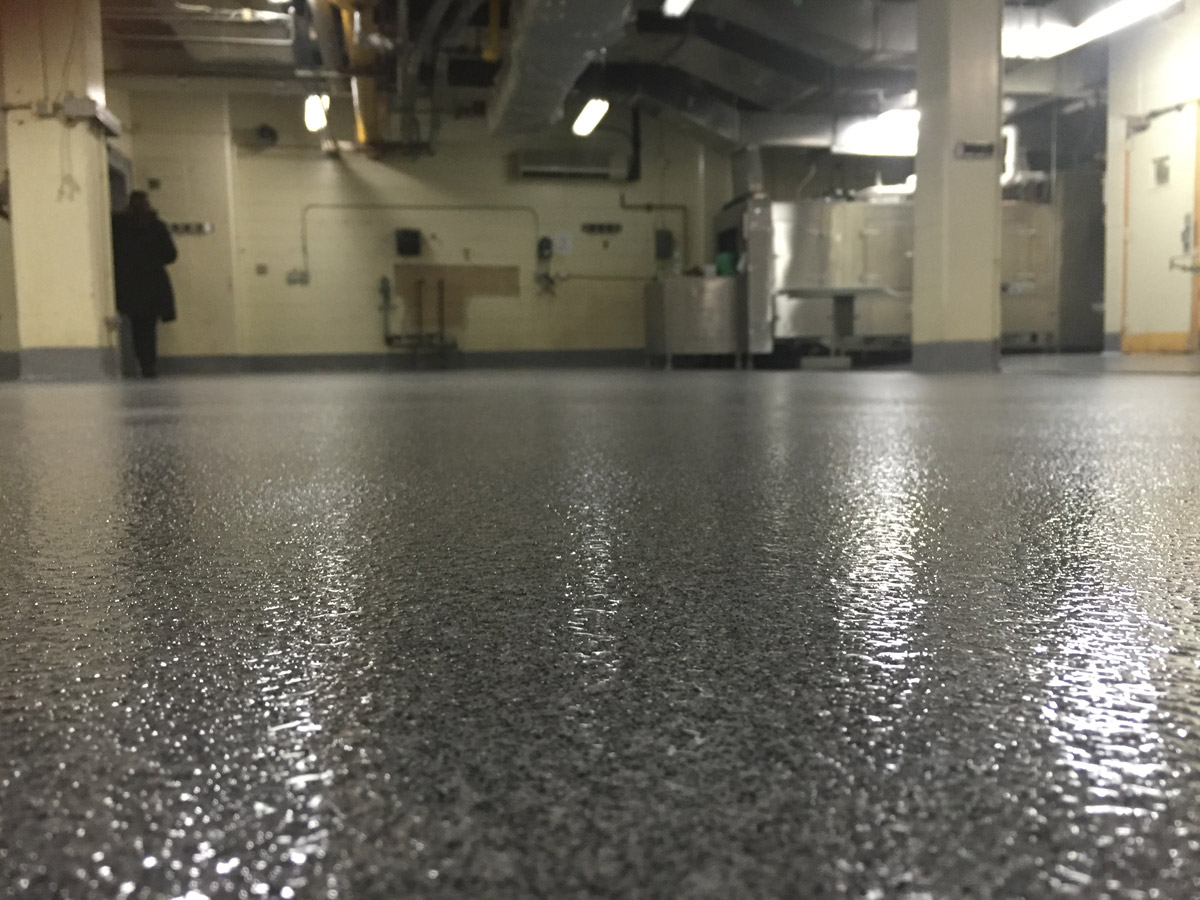 Quartz Epoxy Flooring Contractors Ny Nj Ct Prep Crete